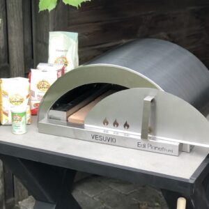 pizza oven op gas