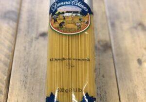 Echte italiaanse pasta